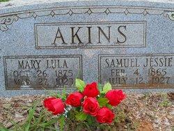 Samuel Jessie Akins