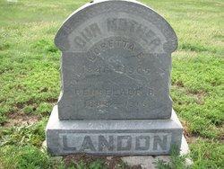 Renselaer B Landon