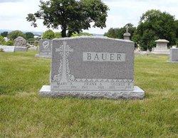 Mary Agnes <i>Baver</i> Bauer