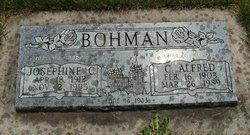Josephine Mary <i>Carrigan</i> Bohman