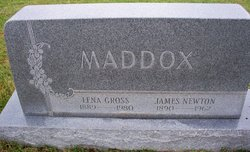 James Newton Maddox