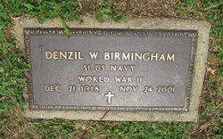 Denzil William Birmingham