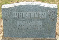 Celia Ellen <i>Caudle</i> Brecheen