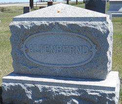 Frederick W Altenbernd