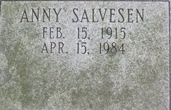 Anny Salvesen