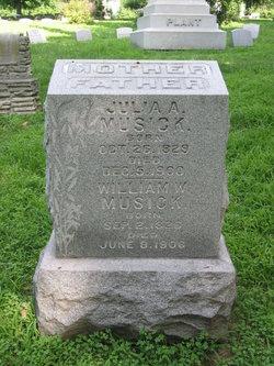 William W. Musick