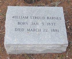 William Stroud Barnes