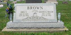 Goldie G <i>Miller</i> Brown