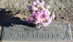 B Frank Bratcher