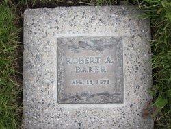 Robert A Baker