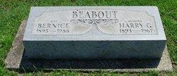 Bernice V. <i>Newlin</i> Beabout