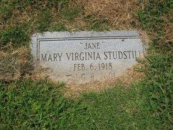 Mary Virginia Jane <i>Ross</i> Studstill