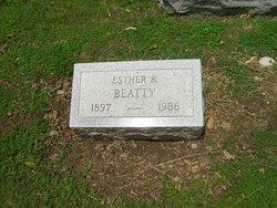 Esther K <i>Koelle</i> Beatty
