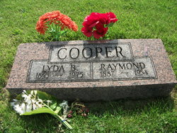 Lyda B. Cooper