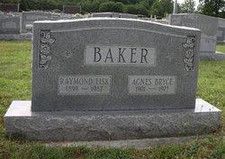 Agnes <i>Bryce</i> Baker