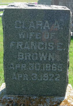 Clara Ann <i>Correll</i> Brown