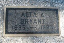 Alta A. Bryant