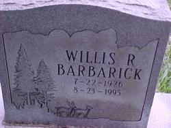 Willis R. Barbarick