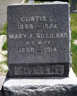 Mary Ellen <i>Gilliland</i> Andrews