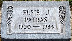 Elsie J Patras