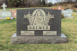 Mary Emma <i>Stoudt</i> Brewer
