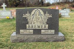 Fred Hobart Brewer