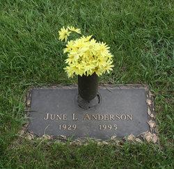 June L. <i>Farnsworth</i> Anderson