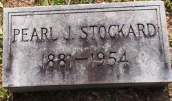 Pearl <i>Johnson</i> Stockard