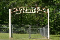 Reaves Family Cemetery