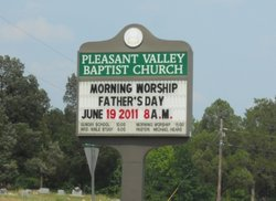 Pleasant Valley Missionary Baptist Church