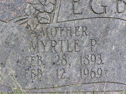Eliza Myrtle <i>Peterson</i> Allen