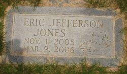 Eric Jefferson Jones