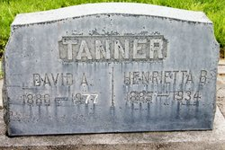 David Alma Tanner