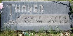 Alvie Nelson Thayer