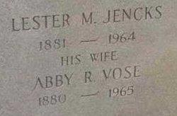 Abby Remington <i>Vose</i> Jencks