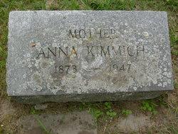 Anna <i>Toelle</i> Kimmich
