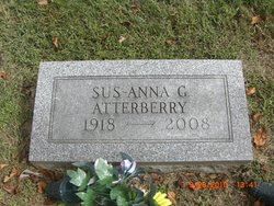 Sus-Anna <i>Glover</i> Atterberry