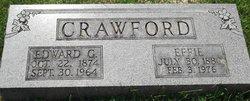 Edward G Crawford
