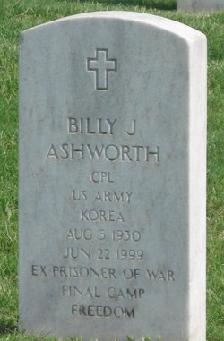 Billy Joe Ashworth