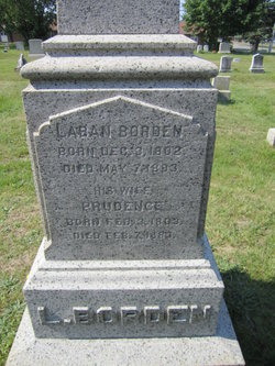 Laban Borden