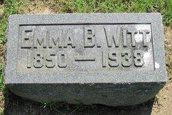 Emma M <i>Beck</i> Witt