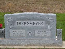 Catherine J. Kitty <i>Schumann</i> Dirksmeyer