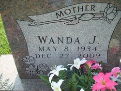 Wanda June <i>Everhart</i> Bergstrom