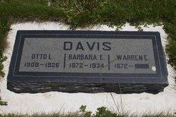 Otto L. Davis