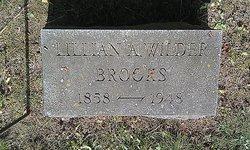 Lillian A. <i>Wilder</i> Brooks