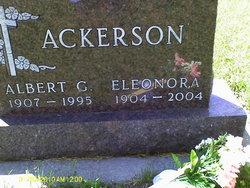 Eleonora <i>Olson</i> Ackerson