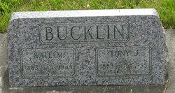 Kate <i>Morrison</i> Bucklin