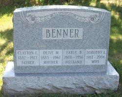 Olive May <i>Heller</i> Benner