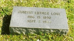 Martin Luther Love