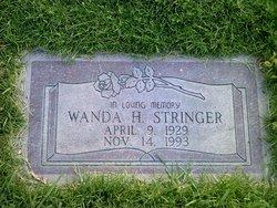 Wanda H. <i>Cline</i> Stringer